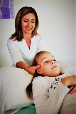 Pediatric CranioSacral Therapy with Robyn Rose, MPT, CST-D